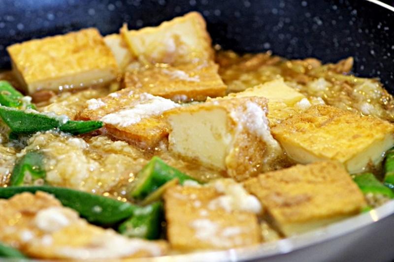高野豆腐料理