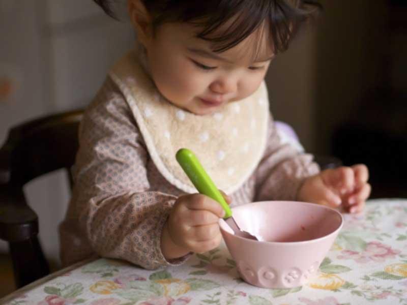 子ども 食 無関心