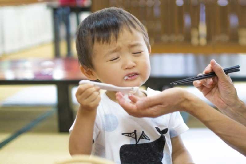 子ども 食べない