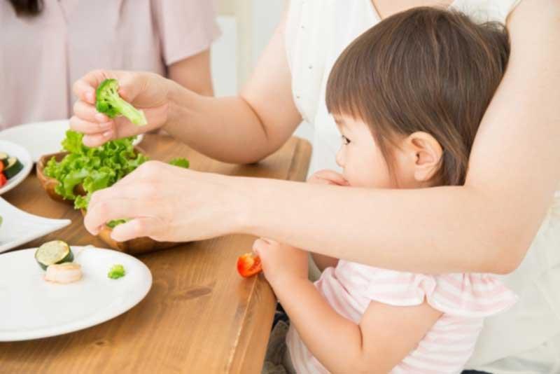 子ども よく噛む
