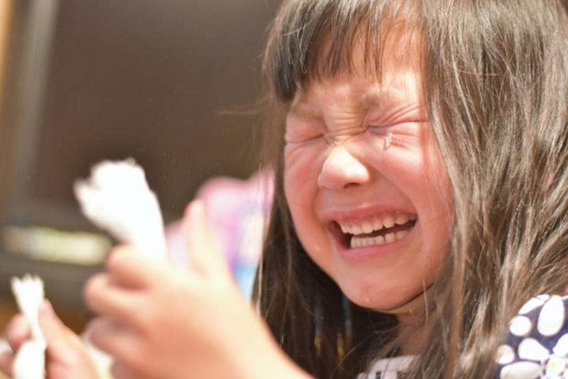 子ども 歯痛